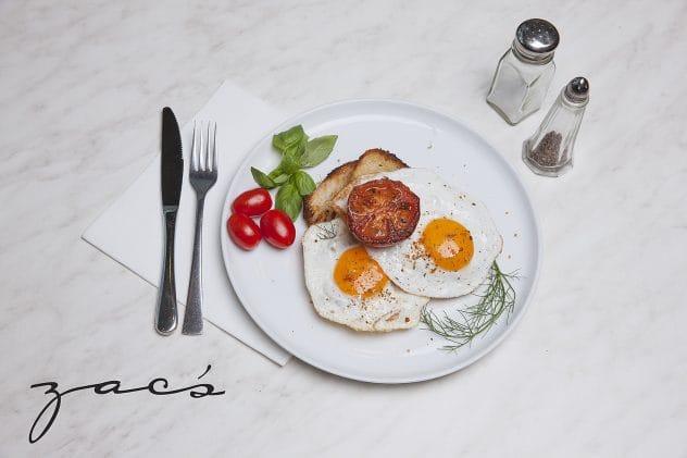 Breakfast Restaurant Menu Bella Vista Baulkham Hills