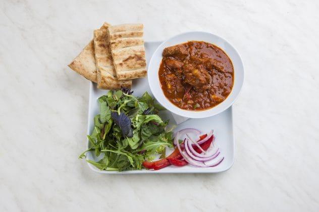 Curry Lunch Bella Vista