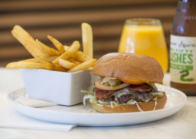 Gourmet Burgers Baulkham hills