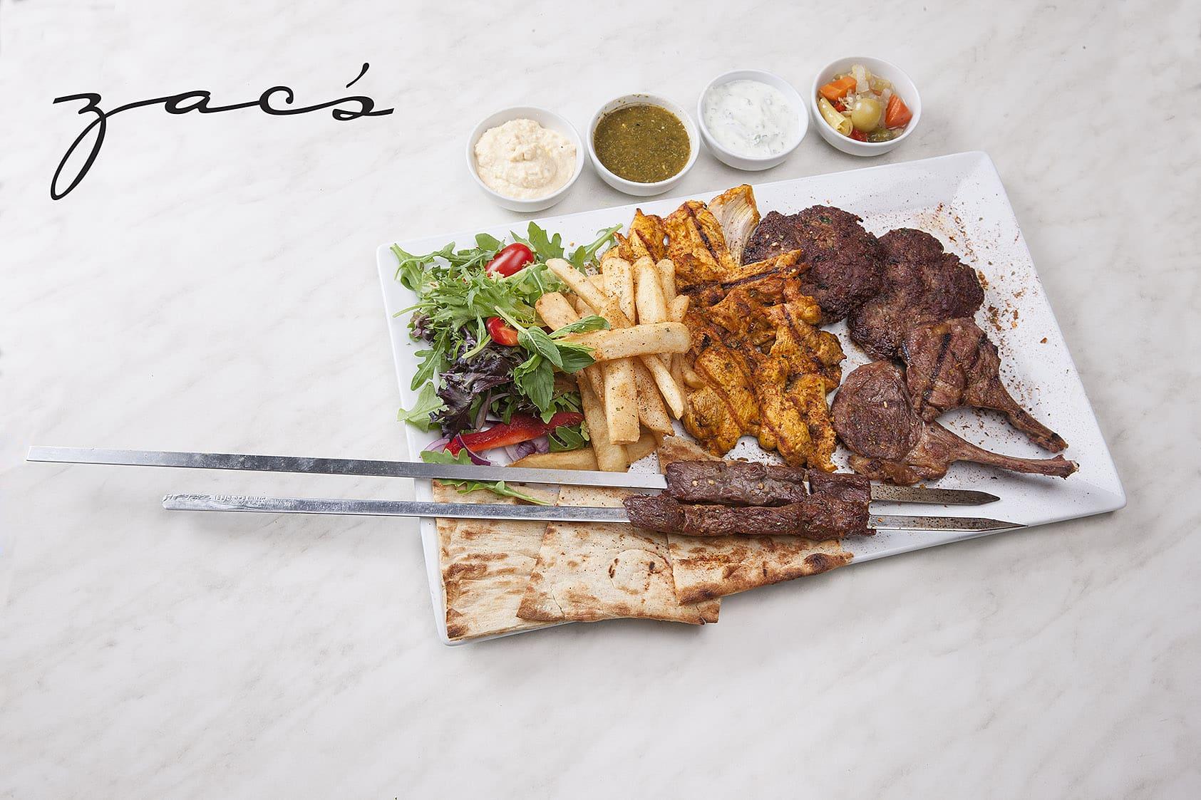Zacs Great Food Restaurants In Bella Vista Afghani Steak