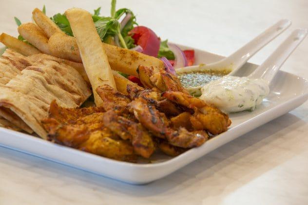 Restaurant Menu Baulkham Hills
