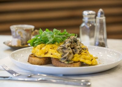 Breakfast Cafe Bella Vista