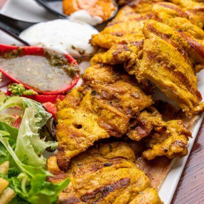 Chicken Kebab Takeaway Baulkham Hills