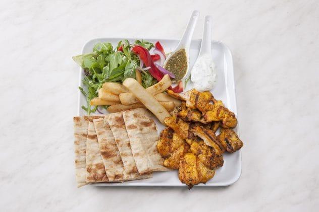 Chicken Kebabs Hills District