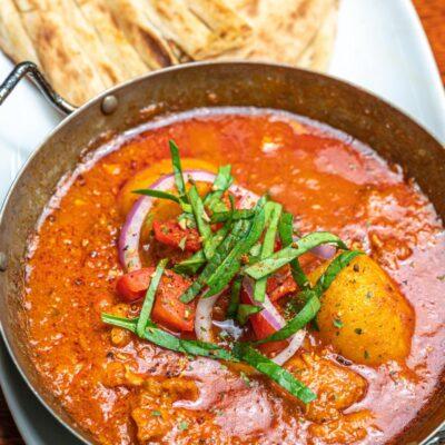 Chicken Qorma Indian Food Bella Vista Nsw