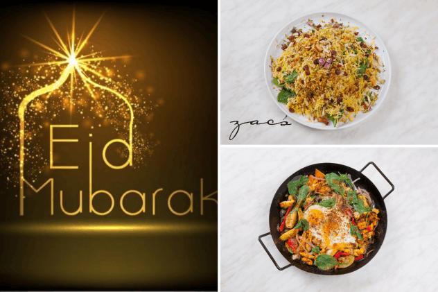 Eid Mubarak Restaurant Meal Bella Vista Baulkham Hills