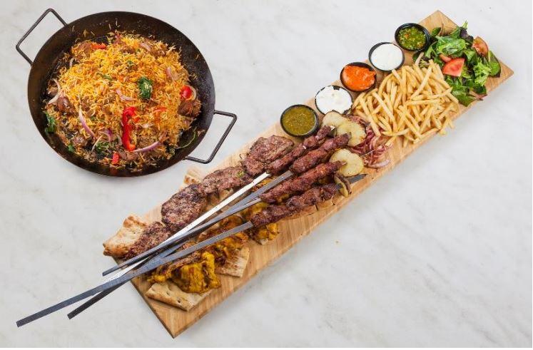Iftar Special - BBQ & Biryani For Four