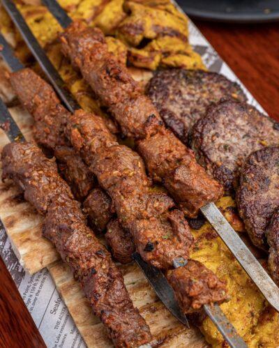 Kebab Platter - Kebab Food Places Norwest