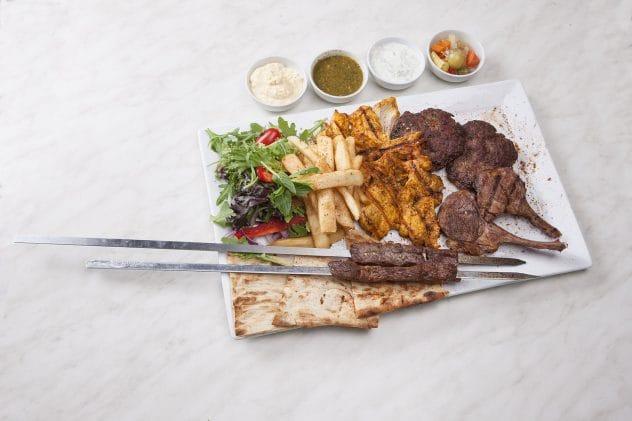 Kebabs Hills District