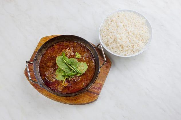 Lamb Curry Bella Vista