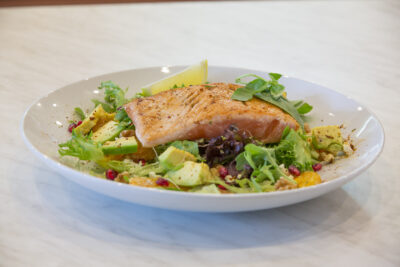 Salmon Salad - Best Food Places Near Me Hills District