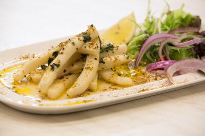 Salt & Pepper Squid - Best Seafood Baulkham Hills