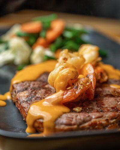 Scotch & Prawns - Steak Restaurant Near Me Hills District