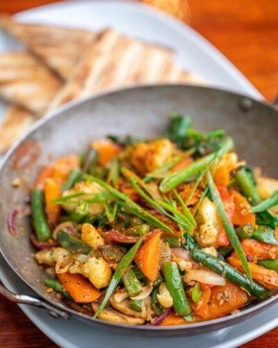 Seasonal Vegetables Food Dishes Baulkham Hills Sydney