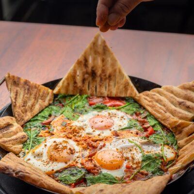 Shakshuka - Best Cafe Norwest