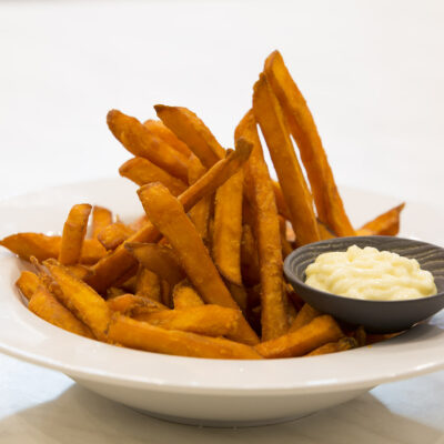 Sweet Potato Chips - Takeout Norwest