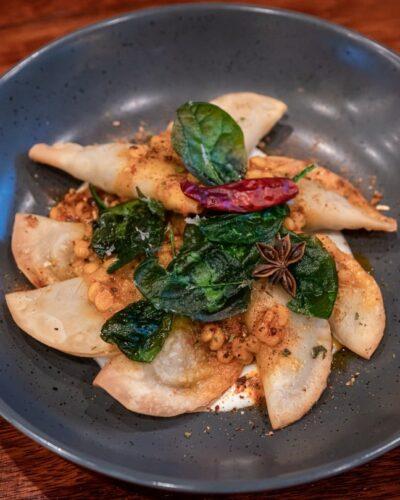 Vegetarian Dumplings Vegetarian Restaurant The Hills District